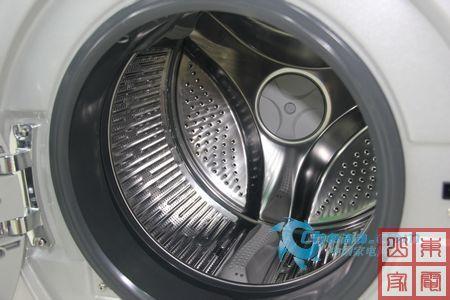 海尔xqg80-b1226s洗衣机内筒细节