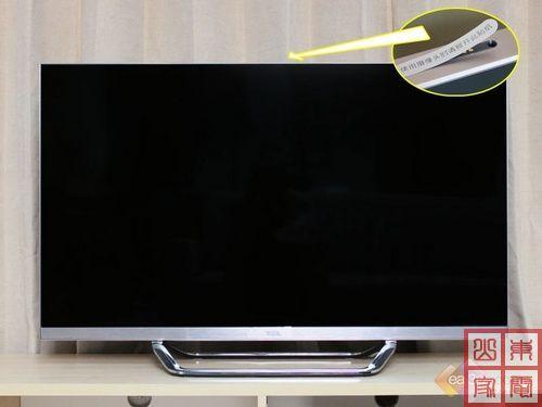 tcl无边框电视机