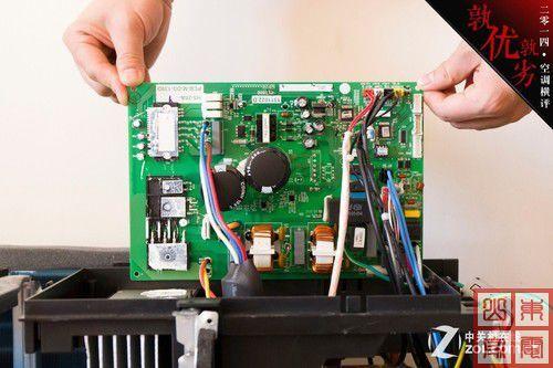 三菱空调kfr35w外机接线图