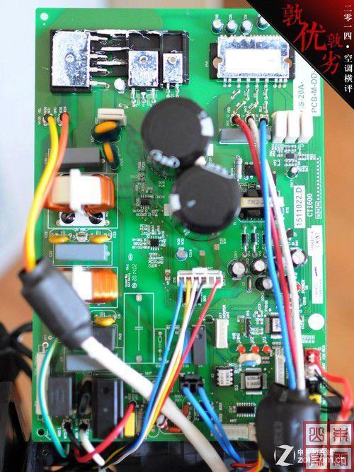 海信科龙两款空调的电路板