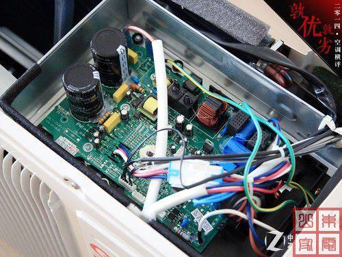 格兰仕 kfr-35gw/rdvdld47-150(2):    电路板是空调的大脑,格兰仕