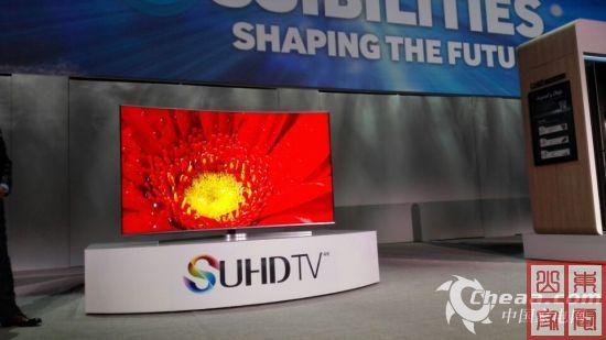 量子点电视采用半导体纳米结构