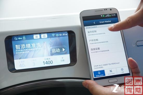 家电大数据:为何消费者冷落智能洗衣机?