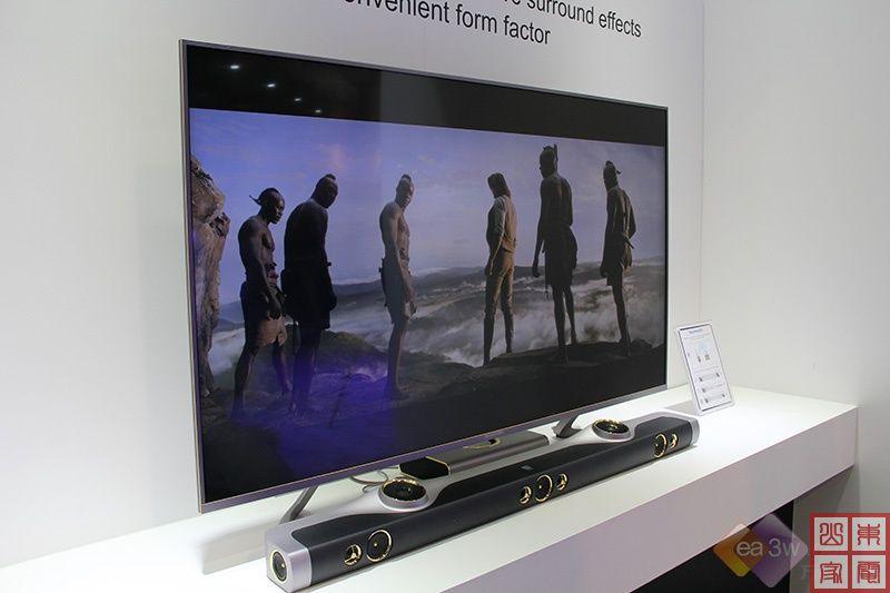 创维G9系OLED电视CES首次曝光